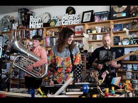 Anna Meredith: NPR Music Tiny Desk Concert