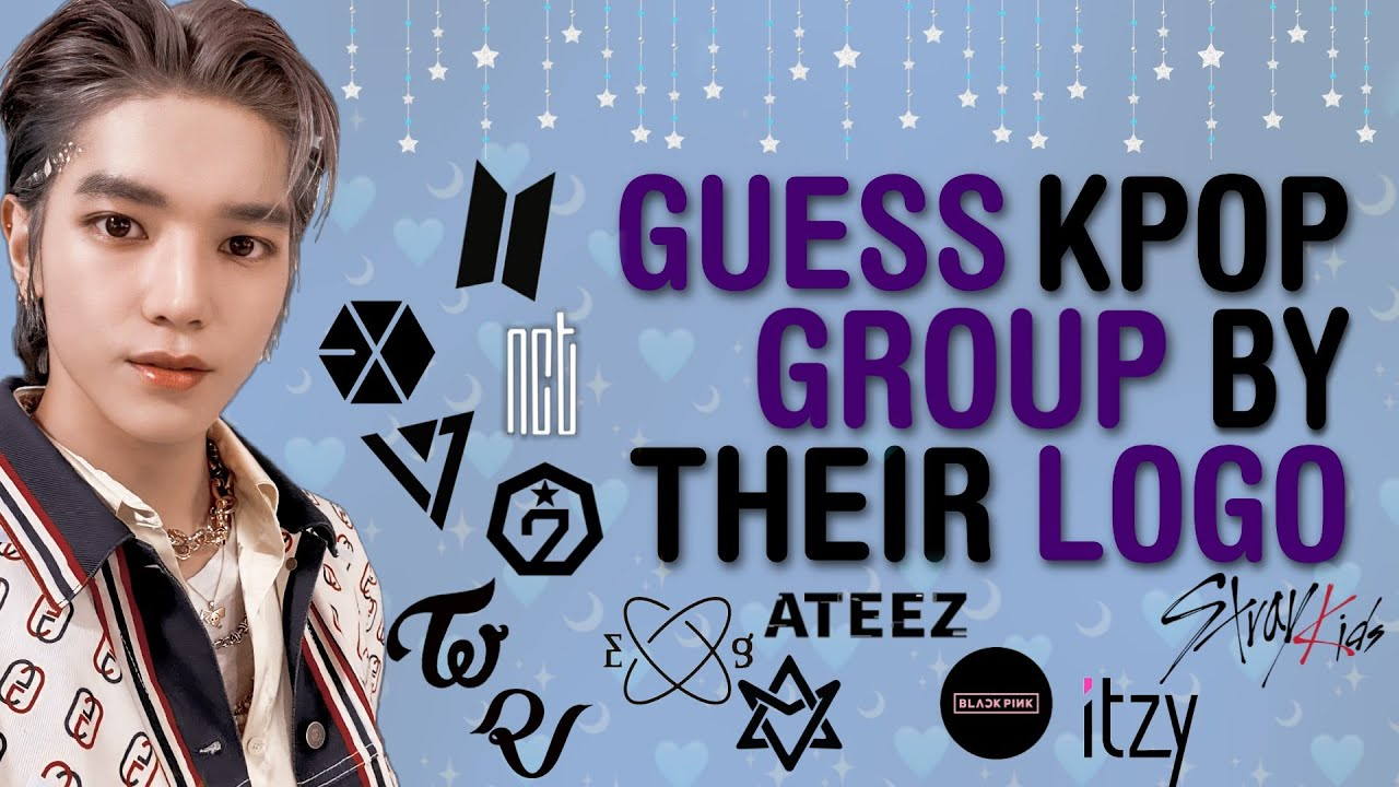 KPOP GAMES | GUESS KPOP GROUP BY THEIR LOGO