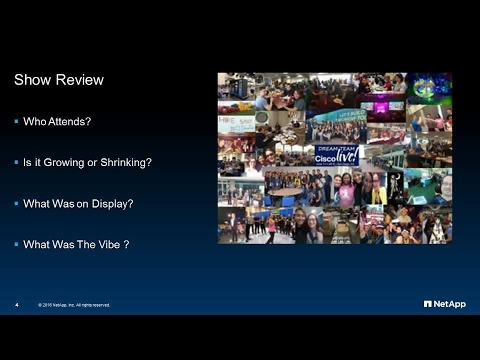 What You Missed - Cisco Live 2016