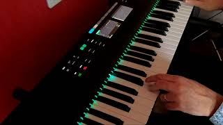 Live performance with Kontrol Komplete mk2 Keyboard