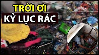 Phát hiện điều khủng khiếp trong căn nhà ngập rác hôi nhất Sài Gòn   Phần 2   QUỐC CHIẾN Channel