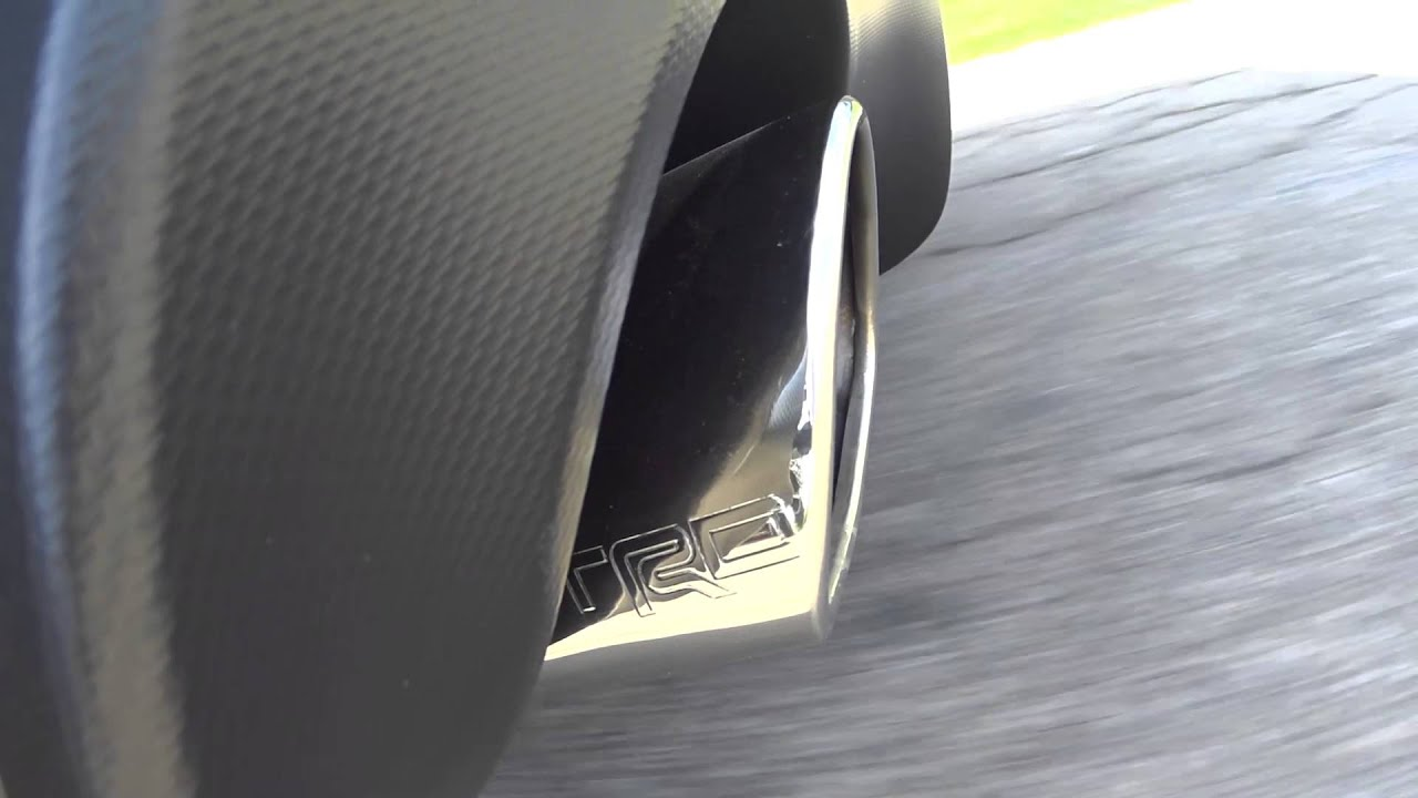 Scion FRS TRD Exhaust  YouTube