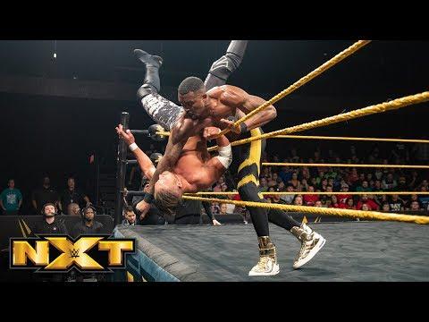 Street Profits vs. The Mighty: WWE NXT, Aug. 15, 2018