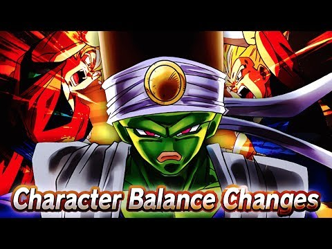 THESE OLD TRASH CHARACTERS GOT HUGE BUFFS! | Dragon Ball DB Legends