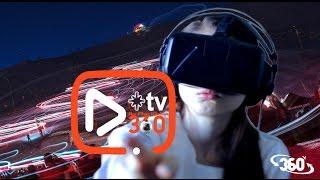 360° VR - SKISHOW - ALPE D'HUEZ