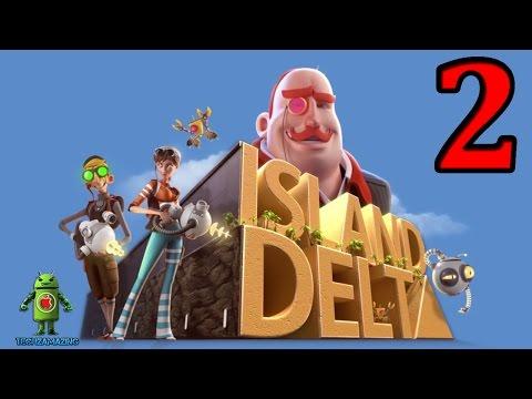 ISLAND DELTA iOS Gameplay Walkthrough (iPhone/iPad) - #2