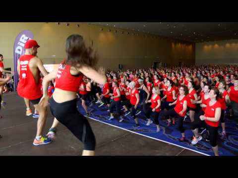 Masterclass Zumba i D·Move by DiR
