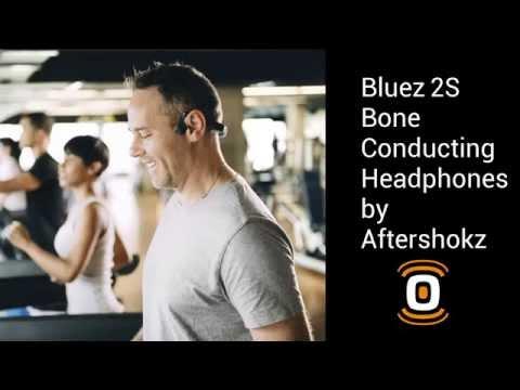 Aftershokz Bluez 2S Bone Conducting Headphones review