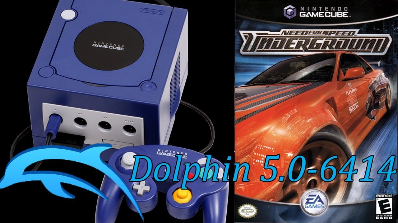Need for Speed: Underground - Dolphin Emulator Wiki
