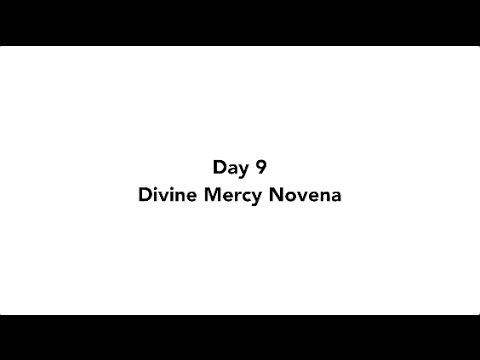 day 9 divine mercy novena 2017 youtube. Black Bedroom Furniture Sets. Home Design Ideas