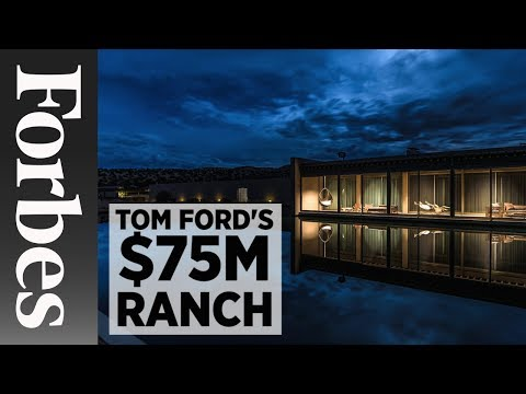 Tom Ford's New Mexico Ranch Lists For $75M | Forbes