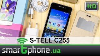 S-TELL C255 - Обзор