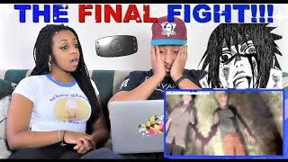 Naruto Vs Sasuke Part 3 (Final Fight) REACTION!!!