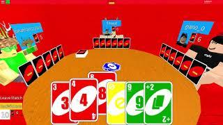 ROBLOX Uno!! [Lit-Spiel]