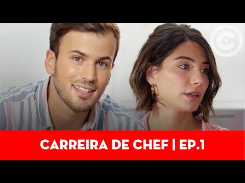 Carreira de Chef com CAROLINA CARVALHO e CHEF CHAKALL | Episódio 1