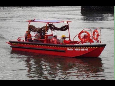 For Sale: 26ft Work Boat / Dive Support - SGD 148,000