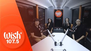 "The CompanY performs ""Sumakabilang Puso"" LIVE on Wish 107.5 Bus"