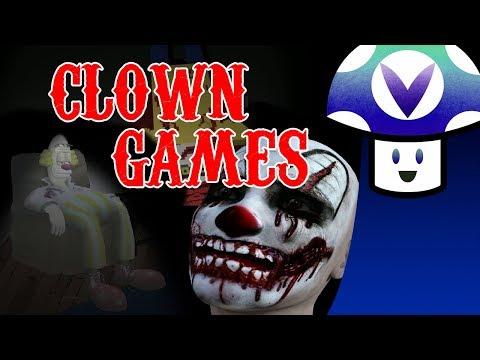 [Vinesauce] Vinny - Clown Games