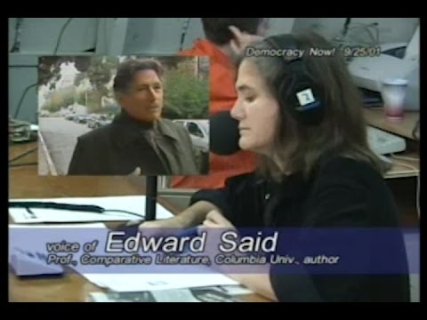 Historic Sep. 25, 2001 Democracy Now! Broadcast Following 9/11