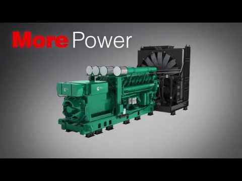Cummins Power Generation QSK95