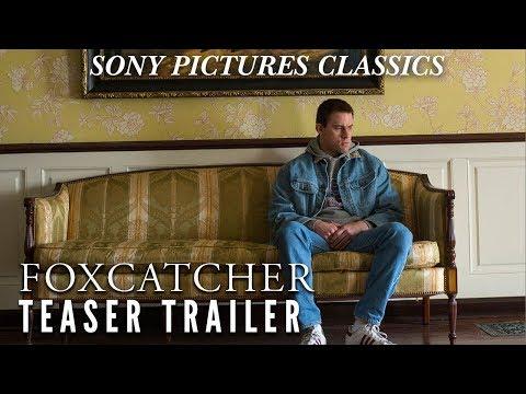 Foxcatcher trailer