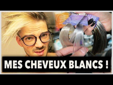 PARIS DAY 2 - MES CHEVEUX BLANCS ?