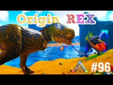 😭 ORiGiN REX OH NOOO | ARK SURViVAL EVOLVED INDONESiA