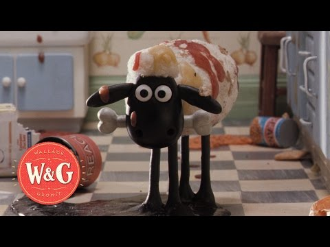 A Close Shave - The Birth of Shaun the Sheep - Wallace and Gromit