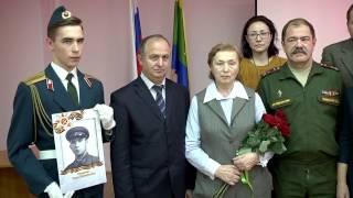 Орден Ленина нашел героя в Чкаловском районе(, 2016-11-03T09:59:23.000Z)