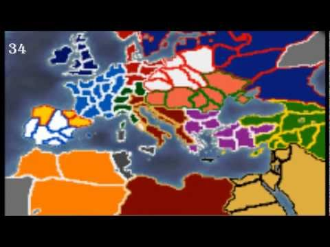 Medieval II Total War Multiplayer Campaign - 17 Players