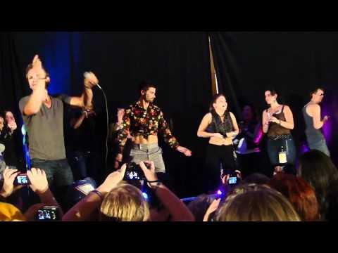Karaoke Night: Matt Cohen belly dancing