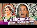 DOLIDA: El DESCARGO de Denise Dumas luego de la RENUNCIA de Marcela Coronel a su programa