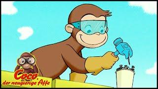 Coco der Neugierige 🐵203 Coco baut ein Baumhaus 🐵 Ganze Folgen 🐵 Cartoons für Kinder🐵Staffel 2