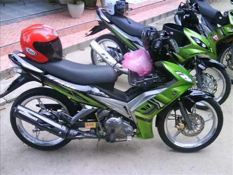 Yamaha Spark  Coverset