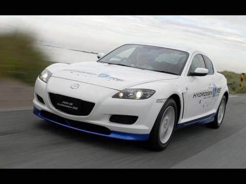 Mazda RX-8 Hydrogen - YouTube