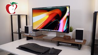 My Mac Pro Desk Setup (2020)