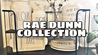 ULTIMATE RAE DUNN COLLECTION VIDEO // RAE DUNN TOUR