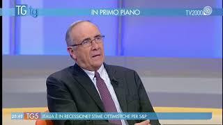 """Massimo Franco a #TGtg """"Spettacolarizzazione eccessiva del governo su Cesare Battisti"""""""