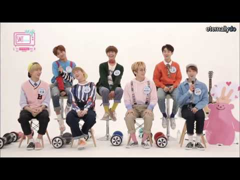 [ENG 720P] 161024 MY SMT With NCT Dream Part 1/3