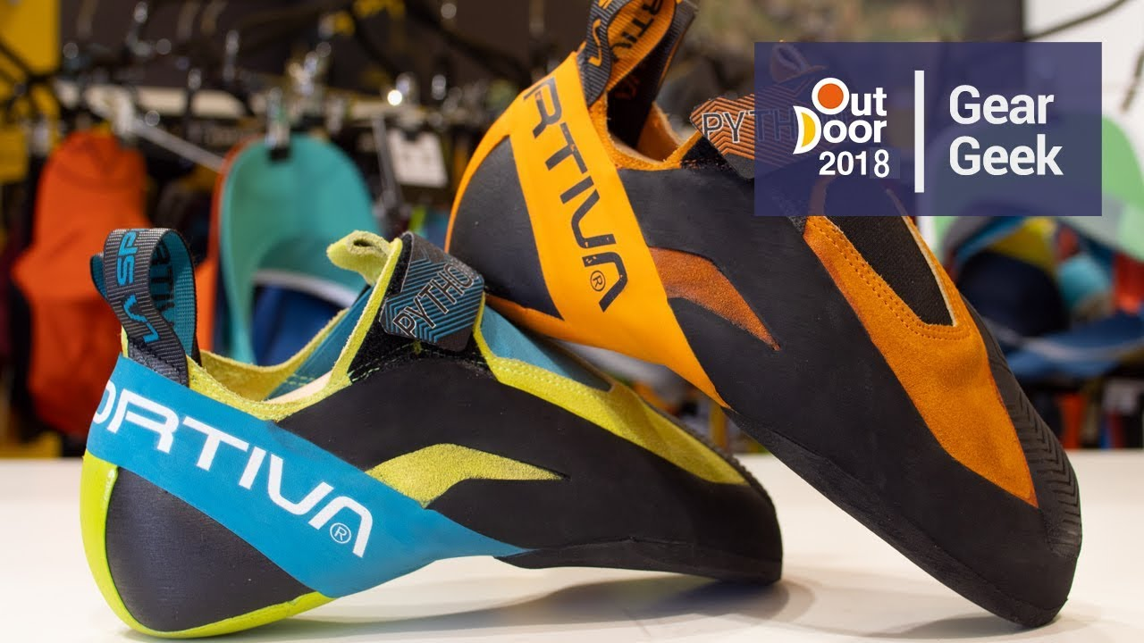 La Sportiva Python New Edition | Outdoor 2018
