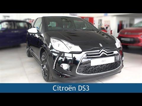 Citroën DS3 2015 Review
