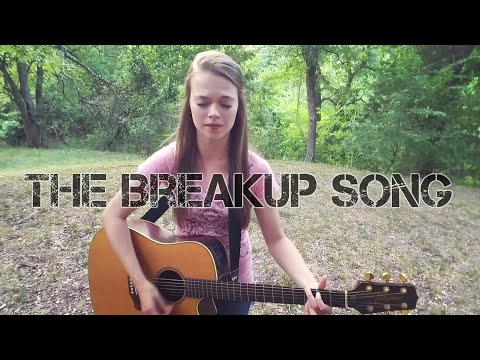 The Breakup Song - Francesca Battistelli (Cover)