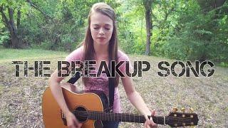 The Breakup Song - Francesca Battistelli (Cover)