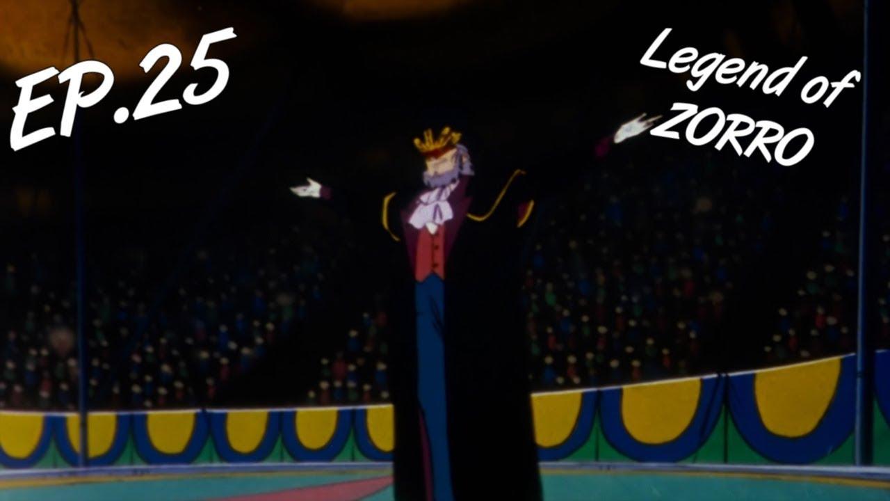 Legende De Zorro Episode 25 Legend Of Zorro Ep 25 Fr Youtube