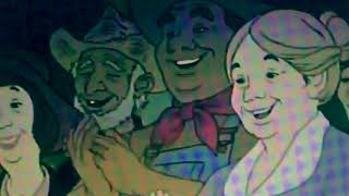 Opening to The Sword in the Stone (Duchess Cartoon Style) 1998 VHS