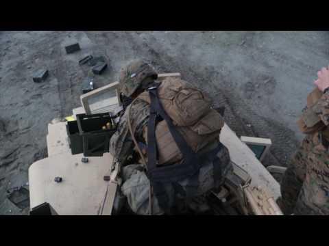 Hard Corps Jobs: Machine Gunner