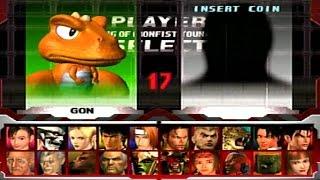 Tekken 3 | Gon