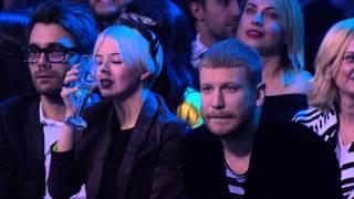 �������� ���� M1 Music Awards. Альтернатива - Иван Дорн - 26.11.2015 ������