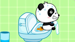 Baby Panda Care - Kids Learn How to Take Care of Babies - Educational Games for Kids by BabyBus