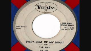 The Pips - Every Beat Of My Heart